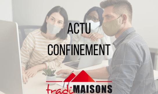 Actu confinement